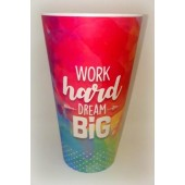 VASO 20 OZ LINEA WORK HARD